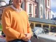 Präsident Günther Kraft - Morgan Auto Club - Frühlings-Sternfahrt nach Mariazell