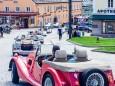 Und nun zum Erlaufsee - Morgan Auto Club - Frühlings-Sternfahrt nach Mariazell