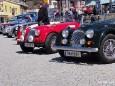 Morgan Club Jahrestreffen in Mariazell