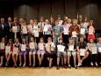 Musikschule Mariazellerland - Abschlusskonzert 2011 - Die mit Leistungsurkunden ausgezeichneten und Gemeindevertreter