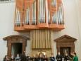 Messe mit  der Berufsfachschule für Musik Altötting in der Mariazeller Basilika