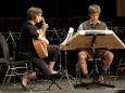 Magdalena Stebetak, Michael Misslik. Musikschule Mariazellerland - Schlusskonzert 2010