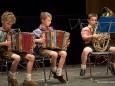Thomas Lammer, Raphael Seisenbacher, Lukas Holzer. Musikschule Mariazellerland - Schlusskonzert 2010