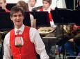 60 Jahre Musikverein Gußwerk - Jubiläumskonzert. Ausgezeichnet wurde Thomas Rachholz
