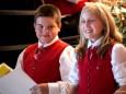 Lukas Holzer und Anna Hollerer - Musikverein Gußwerk - Pfingstkonzert am 27. Mai 2012