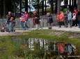 Besucherzustrom zum Bergsee