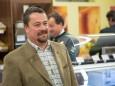 Wirtschaftsbund- und Tourismusobmann Herbert Zuser - Nah&Frisch Markt Neueröffnung in Mitterbach