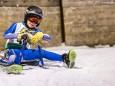 Elias Stelzl - FIL-Jugendspiele im Naturbahnrodeln in Mariazell Februar 2016