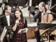 Kulturobfrau Ulrike Schweiger - Mariazeller Neujahrskonzert 2014 - Johann Strauß Ensemble unter Russell McGregor