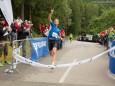 Schnellster Läufer Daniel Müller - Night Run 2014 um den Erlaufsee