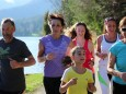 Fotos aus dem Night Run Erlaufsee Promotion Video