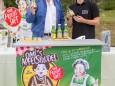Omi's Apfelstrudel Kostprobe bei der Bergwelle - Nik P. & Meissnitzer Band Bergwelle am 4. Juli 2014