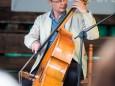 Vernissage & Jazz bei der Holzwerkstatt in Halltal