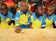 """Hilfe aus Mariazell - Auf Wasserprojekt folgte die Errichtung einer Nursery School """"Mariazeller Nursery School"""". Foto: Werner Simi"""