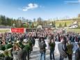 Ötscher Basis Wienerbruck - Eröffnung der NÖ-Landesaustellung durch LH Erwin Pröll am 24. April 2015