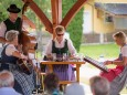 Ötschergschichten - Lesung von Elfi Rohringer & Martin Weber musikalisch verfeinert von der Friedensteiner Stubenmusik