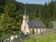 Kirche in Neuhaus - Höllertal- Weiße Ois - Oisklause - Jägertal - Neuhaus - Rundwanderung