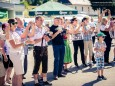 ORF Frühschoppen in Mariazell mit den Edlseern, den Mayrhofnern, den Oberkrainer Allstars sowie dem Bewerb