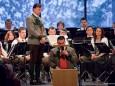Obmann Patrik Papst beim Osterkonzert der Stadtkapelle Mariazell im Europeum 2012