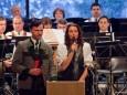 Helmut & Ulrike Schweiger beim Osterkonzert der Stadtkapelle Mariazell im Europeum 2012