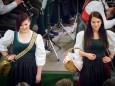 Marketenderinnen Julia & Conny - Osterkonzert der Stadtkapelle Mariazell 2014