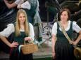 Marketenderinnen Lisi & Sieglinde - Osterkonzert der Stadtkapelle Mariazell 2014Osterkonzert der Stadtkapelle Mariazell 2014