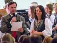 Helmut & Ulrike Schweiger - Osterwunschkonzert der Stadtkapelle Mariazell im Weissen Hirsch - 2013