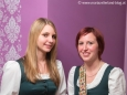 Marketenderinnen Elisabeth Schweiger & Sieglinde Kleinhofer - Osterwunschkonzert der Stadtkapelle Mariazell im Weissen Hirsch - 2013