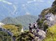 Wegbegleiter beim Aufstieg