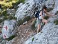 Klettersteig am Rauhen Kamm