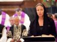 Requiem für Otto von Habsburg in Mariazell - Gabriela Habsburg