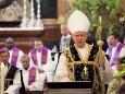 Requiem für Otto von Habsburg in Mariazell  - Bischof Egon Kapellari