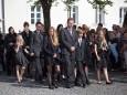 Requiem für Otto von Habsburg in Mariazell - Familie Habsburg