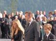 Otto von Habsburg - Trauerfeier in Mariazell - Foto von Hans Hölblinger