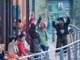 Bergwelle mit den Jungen Paldauern und Claudia Jung auf der Mariazeller Bürgeralpe