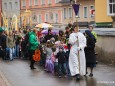 Palmsonntag Einzug in die Basilika - Mariazell 2010