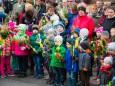 Palmsonntag 2014 mit Palmweihe, Prozession und Hl. Messe in der Basilika Mariazell.