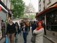 Fam. Widlhofer, Gewinner der Paris Reise von Fa. Oberrauter Mariazell