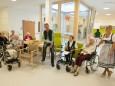 Pflegeheim Eröffnung