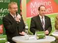 Ulf Tomaschek (Kleine Zeitung) & Josef Kuss (ÖVP)