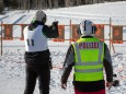 Steirische Polizei-Landesmeisterschaften im Mariazellerland. Biathlon am 24. Jänner 2013