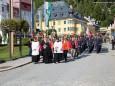 Polizeiwallfahrt in Mariazell am 11. September 2015