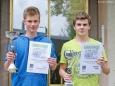Max Mandlberger & Roland Haas - Poly Mariazell erfolgreich bei den Landesmeisterschaft der Polytechnischen Schulen im Fachbereich Metall in der Böhler-Lehrwerkstätte