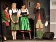 Pracht der Tracht - Aufsteirern 2011 - Stadträtin, Organisatorin Mag. Astrid Perna-Benzinger, Kathi Wenusch und Organisator Mag. Markus Lientscher