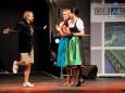 Pracht der Tracht - Aufsteirern 2011 - Leo Aberer, Patricia Kaiser und Kathi Wenusch
