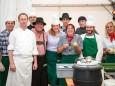 Kulinarik Team - Pracht der Tracht 2012 in Graz - Mariazellerland Team