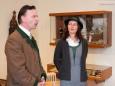 Helmut und Ulrike Schweiger - Prof. Dr. h.c. Günther A. Granser Ehrenpräsident vom Heimathaus Mariazell