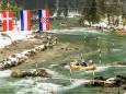 Rafting Europacup & Ö-Meisterschaften 2017 in Wildalpen. Foto: Manfred Ofner/Mitterbach
