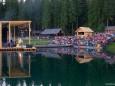 Rainhard Fendrich Konzert bei der Bergwelle in Mariazell 2012