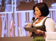 Moderatorin Michaela Rosenblattl